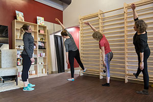 The Workshop Edmonds, WA. Semi Private Pilates Lessons. Our mission: improve your physical, emotional & mental health with personalized Pilates, CrossFit, Skincare & Therapeutic Massage.