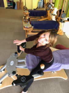 GYROTONIC® private and GYROKINESIS® group classes with Michele Curtis
